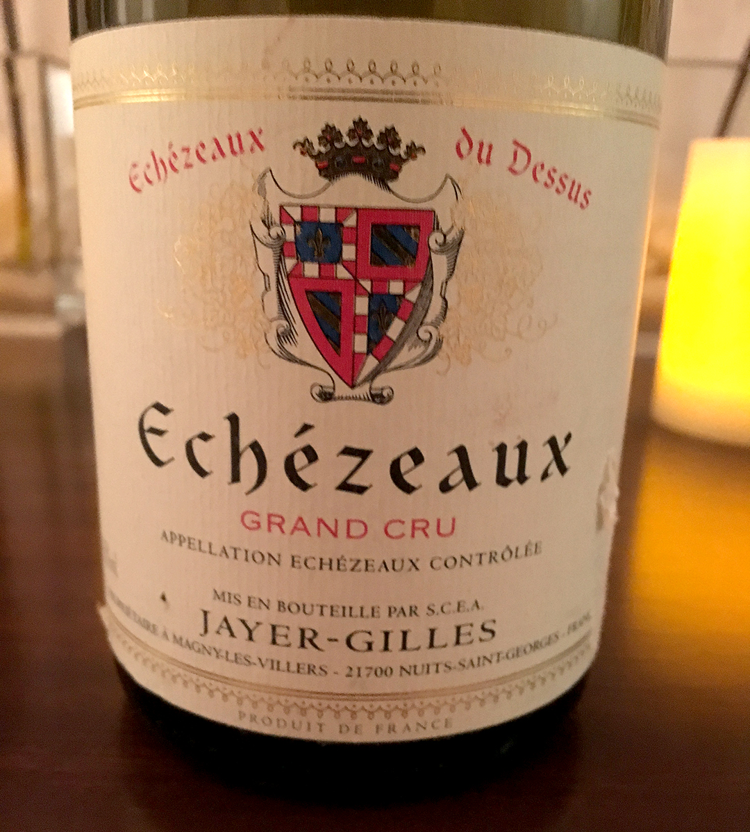 Jayer-Gilles Echézeaux