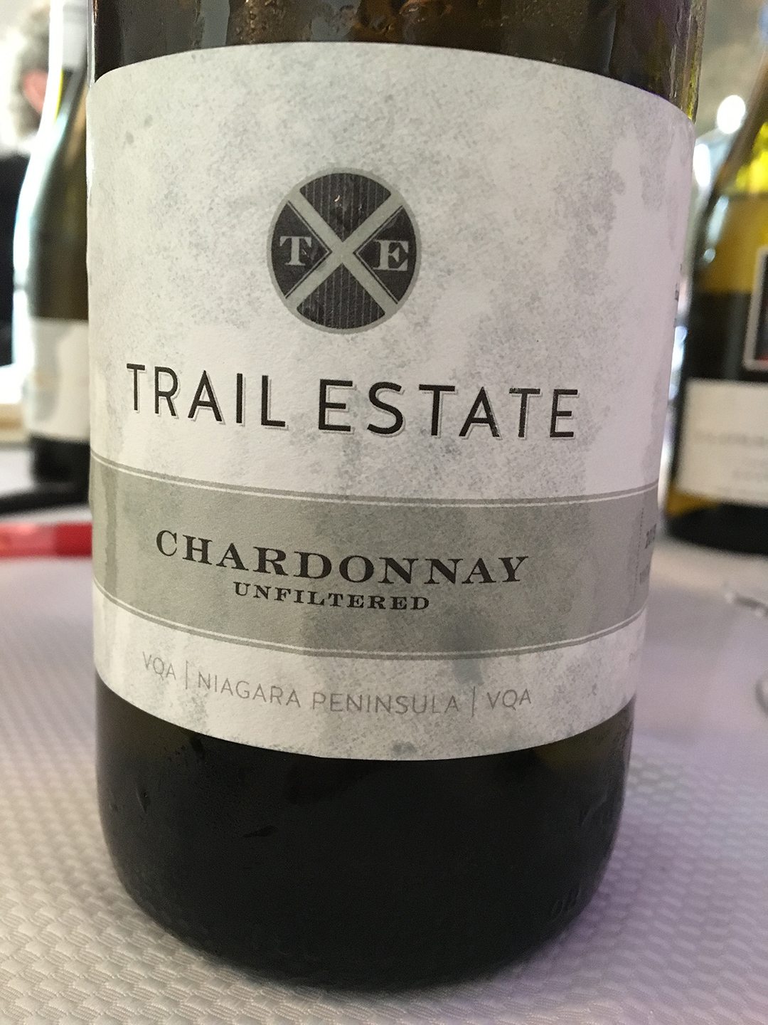 Trail Estate Chardonnay 2015