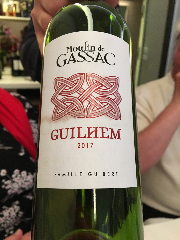 Moulin de Gassac Guilhem 2017