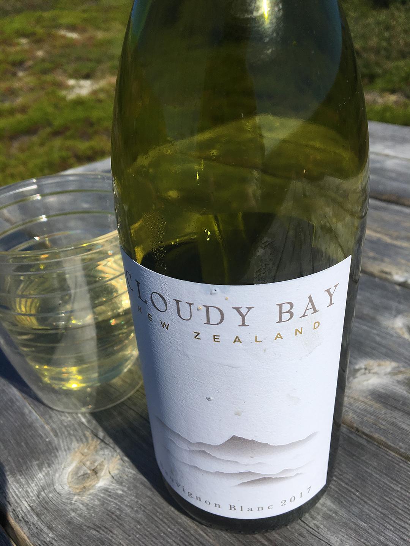 Cloudy Bay Sauvignon Blanc 2017