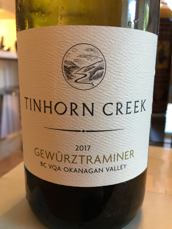 Tinhorn Creek Gewürztraminer 2017