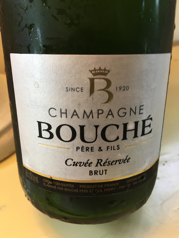 Champagne Bouché