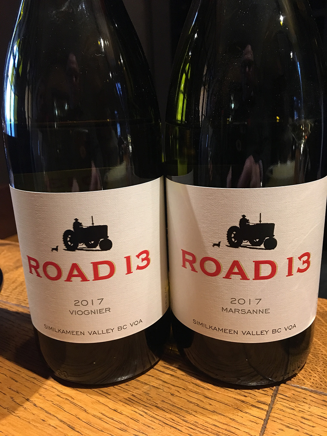 Road 13 Marsanne 2017 and Viognier 2017