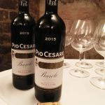 Two bottles of Pio Cesare Barolo 2015