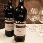 Two bottles of Pio Cesare Barolo 2015