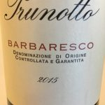 Prunotto Barbaresco 2015