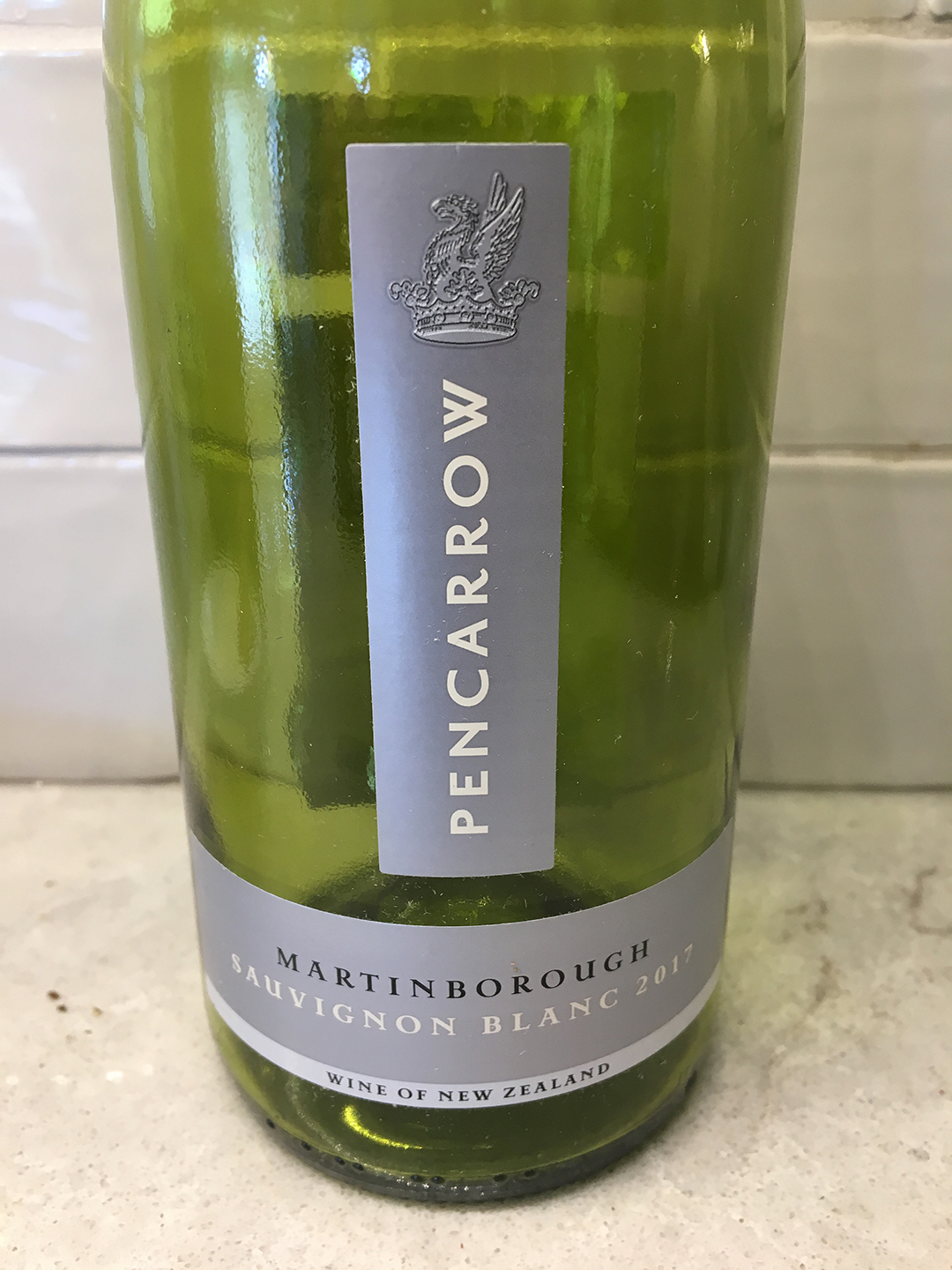Palliser Estates Pencarrow Martinborough Sauvignon Blanc 2017