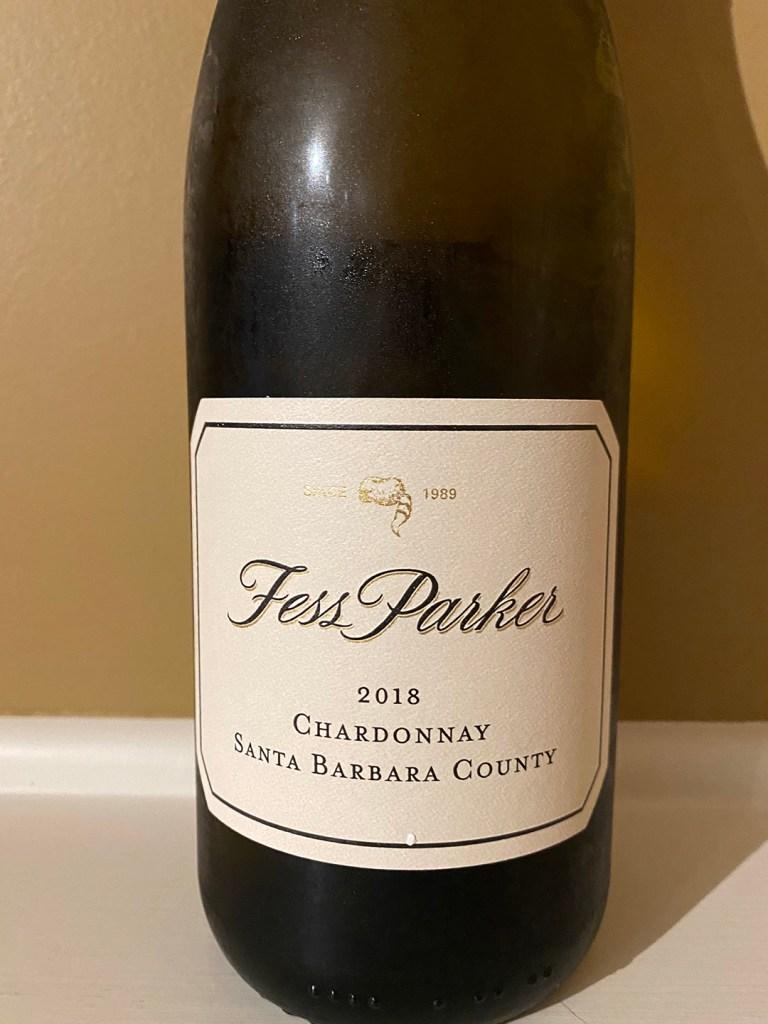Fess Parker Chardonnay 2018