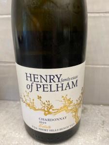 Henry of Pelham Estate Chardonnay 2019