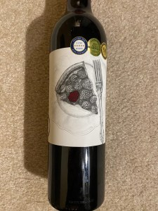 Zonte's Footstep Blackberry Patch Cabernet Tempranillo 2018