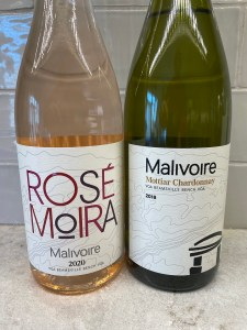 Malivoire wines