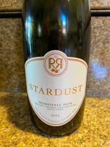 Rosehall Run Stardust 2013