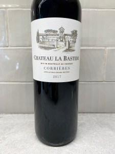 Château La Bastide 2017