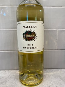 Maculan Pinot Grigio 2019
