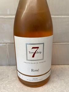 Township 7 Provenance Series Rosé 2020