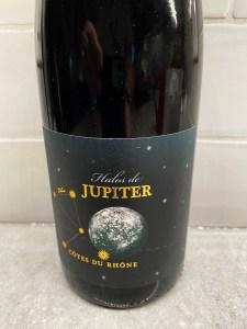 Halos de Jupiter Côtes du Rhône 2019