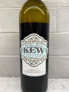 Kew Vineyards Soldier's Grant 2018