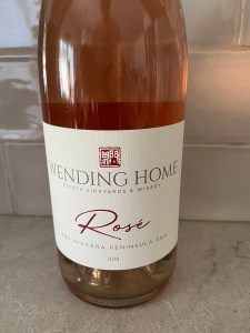 Wending Home Rosé 2020