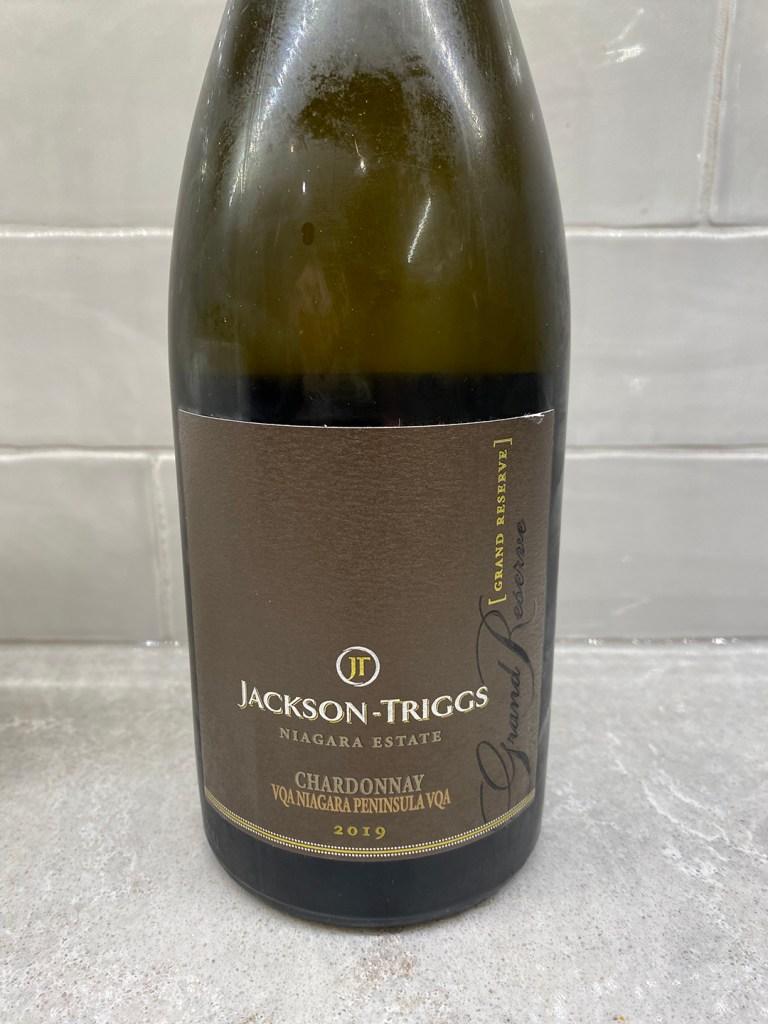 Jackson-Triggs Niagara Estate Grand Reserve Chardonnay 2019